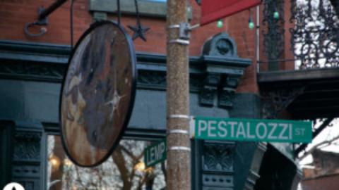 Mini-Flood 69: Pestalozzi Street