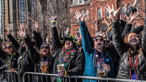 Mini-Flood 42: Soulard Mardi Gras