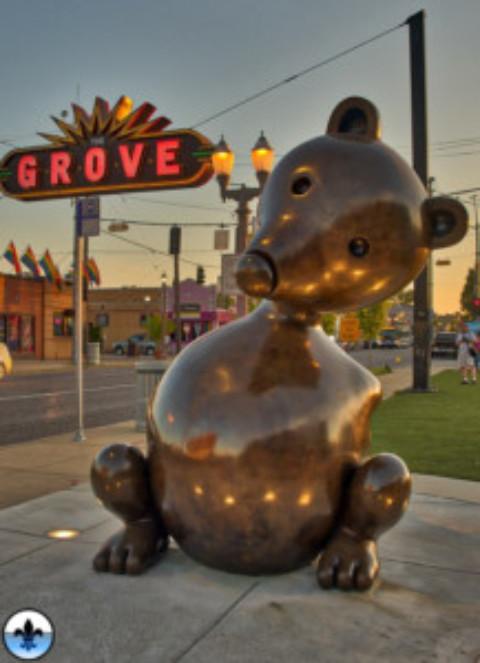 Mini-Flood 76: The Grove